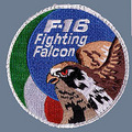 F16 patch ITALIA ORIGINAL