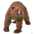 Animatronic Grizzly Bear suit costume puppet