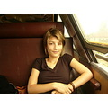 me again.. photo taken by a good friend of mine in tha train