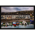 Carnlough harbour N Ireland
