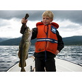 Proud of two of my sons, one busy fishing, one busy shooting... (Lofoten, Norway) -4
