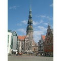 Riga, old city, august' 2006.