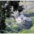 church el chorro spain alora photos white country side
