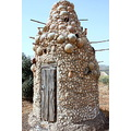 pigeon house stone clay