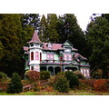 old mansion in Eugene, Oregon