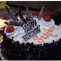sweetsaturday birthday cake