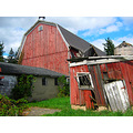 Farm nature rural country barn