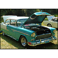 stlouis missouri us usa VagoPark auto car Chevy BelAir 195x vroom 090307 bh 2007