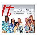 yup, that's my red carpet shot used by the fashion magazine & community ItDesigner as their web a...