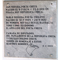 SANTIAGO NOBEL PRICE WINER PABLO NERUDA HOUSE  16