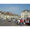Autun marketplace