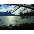 compautumn07 Halfmoon Bay Hazelwood Sligo Ireland lough gill lake scenic autumn