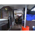 The Bus!  It was warm and where we ate and drank and chatted . . .  I played at film-making tod...