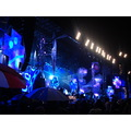 At 7:47pm.On New Years Eve-Kardinal Offishall on Stage-at Victoria Park-Niagara Falls,Ont.,On Dec...