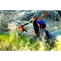 whitewater kayak sport