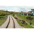 wales blaenafon railways trains landscape