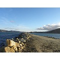 Otago Dunedin Heads Harbour Mole Weesue