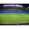 Today I was helping run a conference in Manchester at Man City's Stadium. I took these last night...