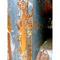 rust corrosion decay color texture