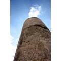 stone column clouds not chimney