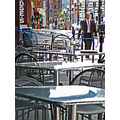 tables grimp people streetscene