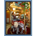 funfriday carrousel child Prague Bohemia