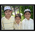 In the middle one is my son & other two is siblings.