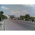 Roads Traffic Road in Delhi India