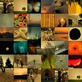 collage miscellaneous mixed