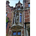antwerp belgium architecture art