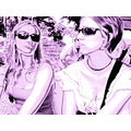 """Sisters...  """"...Little sister don�t you worry about a thing today  take the heat from the sun..."""