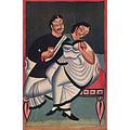 Famous Kalighat PaintingsIndia