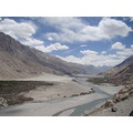 Quite flows Indus River