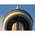 At 7:42pm-CN Tower-Edgewalk-Just above the 360 Resturant-On Saturday,May 11,2013