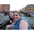 Me and my friend on a Gondola