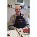 New Year's Day - my Dad, aged 87, Domestic Goddess!!