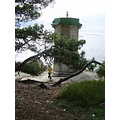 Croatia Losinj Adriatic sea lighthouse