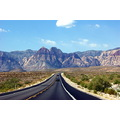 Red Rock Canyon National Conservation Area near Las Vegas - Series