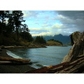 cates beach bowen island peterpinhole