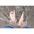 my foot beach
