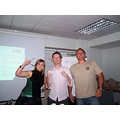 Starting to say goodbye: TPO cohort 9