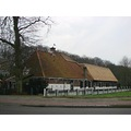 Holland IJmuiden Thatched roof Architecture