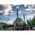 Ankara Turkey Old Building Mosque