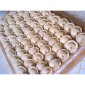 Russian pelmeni. It takes 4 hours to cook and 4 mins to eat))))