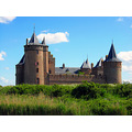 castle muiderslot muiden holland netherlands