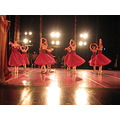 ballet dancers nutcracker stage