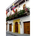 House in City of Cartagena, Colombia, the old one