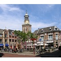 netherlands kampen architecture church square nethx kampx churn squan