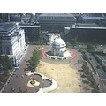 Centenary Square, Birmingham, viewed from the Wheel