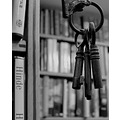 keys books mono
